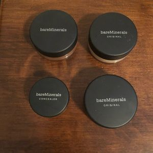 bareMinerals Foundation, Concealer, & Warmth Set
